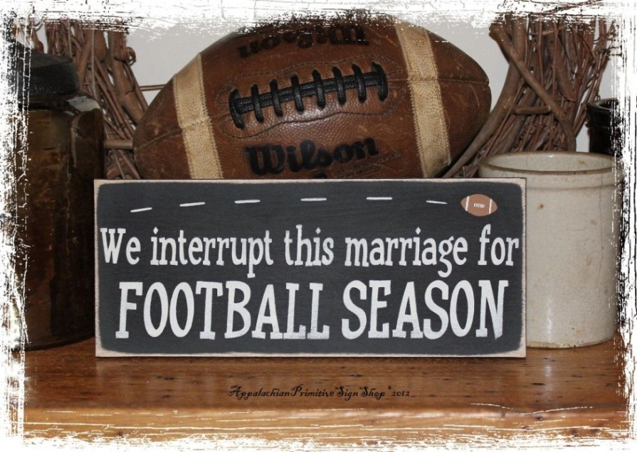 41+ We Interrupt This Marriage For Football Season DXF